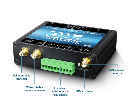 2n 174 Smartcom Pro Satel Benelux