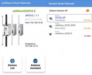 Korenix JSR app